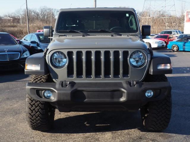 Jeep Wrangler 2021 price $34,995