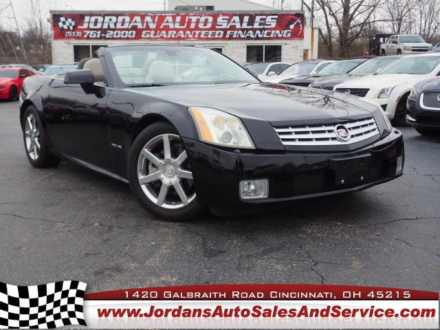 Cadillac XLR ROADSTER 2005 price $18,995