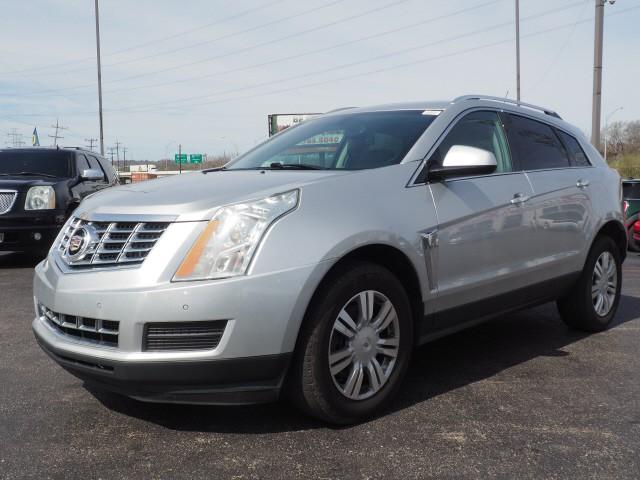 Cadillac SRX 2016 price $17,995