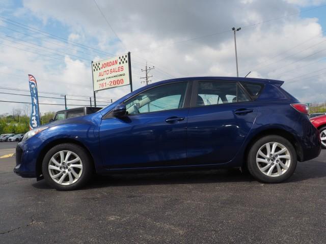 Mazda Mazda3 2013 price $9,995