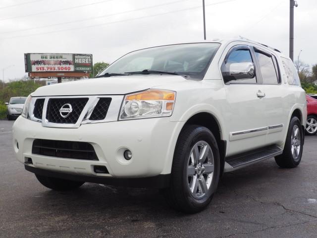 Nissan Armada 2014 price $22,995