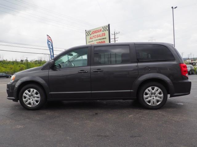 Dodge Grand Caravan 2018 price $10,995