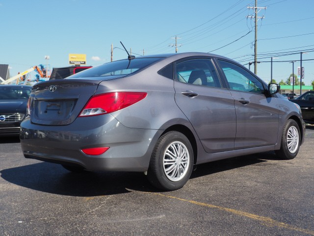 Hyundai Accent 2015 price $7,995