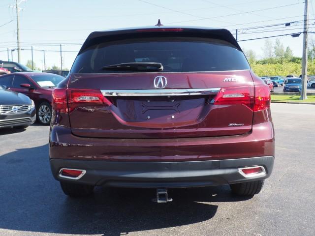 Acura MDX 2014 price $24,995