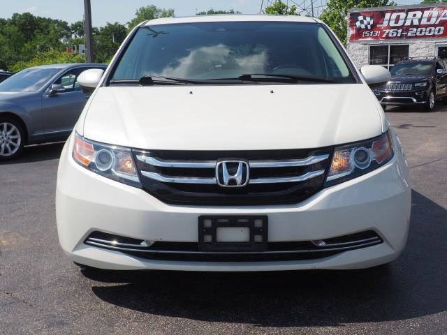 Honda Odyssey 2016 price $18,995