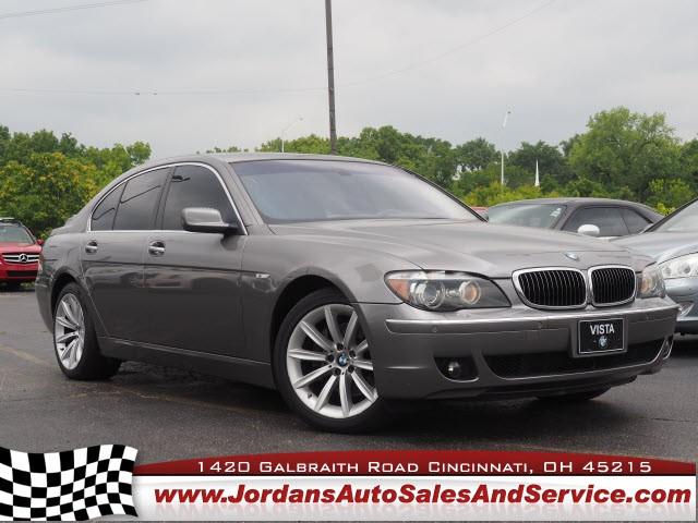BMW 7 Series 2008 price $14,995