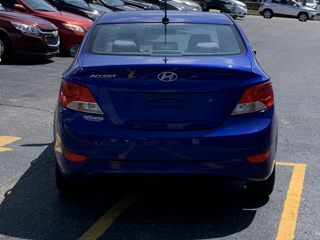 Hyundai Accent 2013 price $5,995