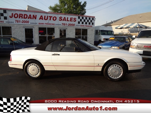 Cadillac Allante 1991 price $13,995