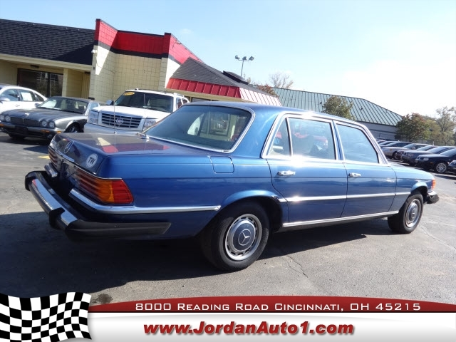 Mercedes-Benz 450 SEL 1977 price $5,995