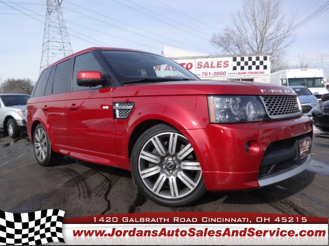 Land Rover Range Rover Sport 2012 price $29,980