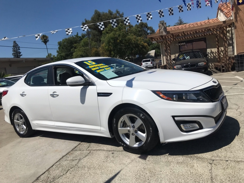 Kia Optima 2015 price $10,999