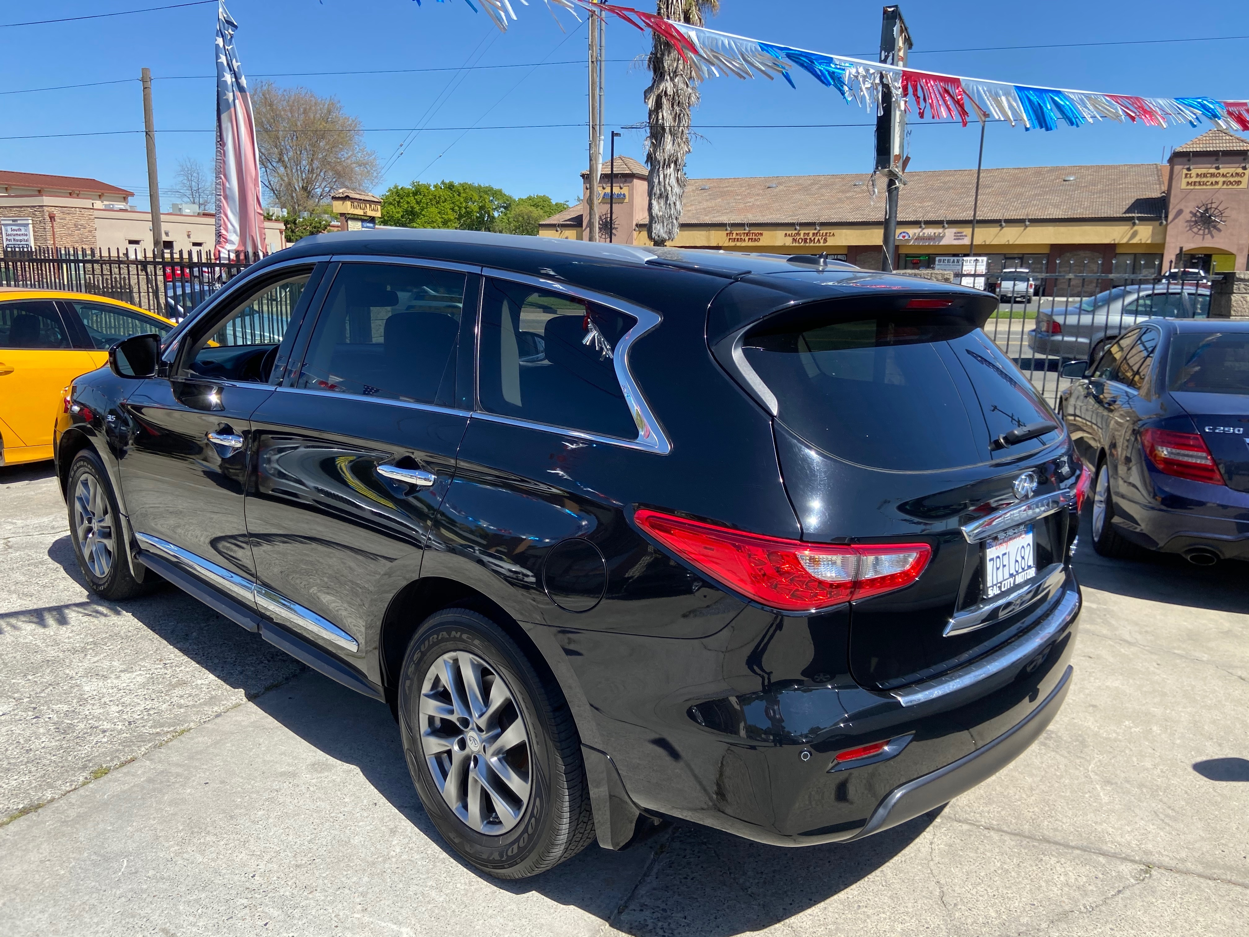 2015 infiniti qx60 awd 4dr sac city motors dealership in sacramento 2015 infiniti qx60 awd 4dr