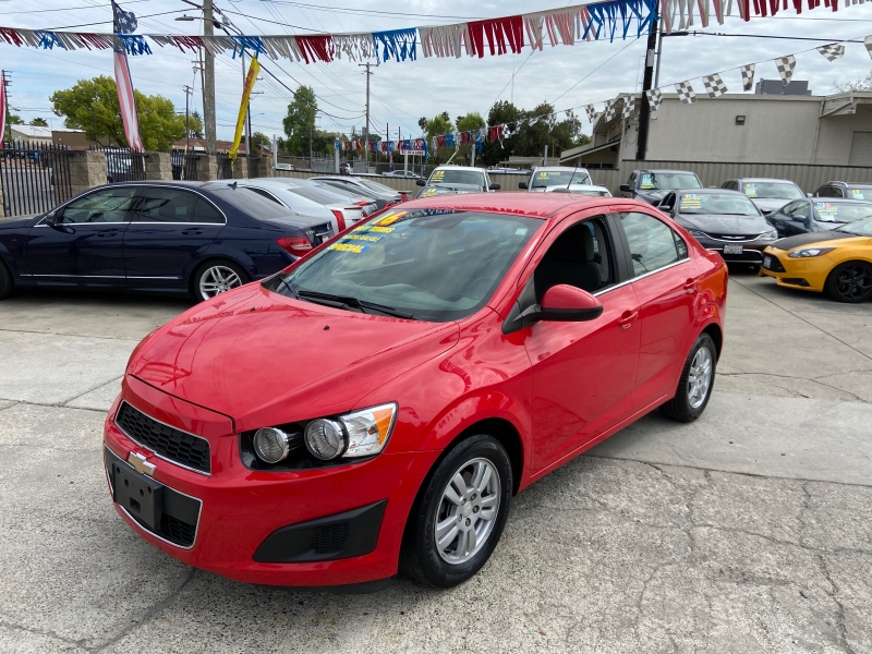 Chevrolet Sonic 2016 price $6,999