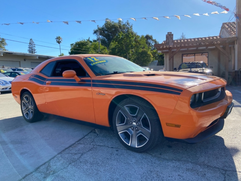 Dodge Challenger R/T 2012 price $15,999