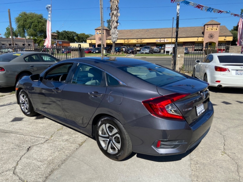 Honda Civic Sedan 2017 price $14,999