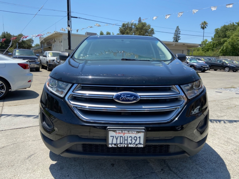 Ford Edge 2017 price $14,999