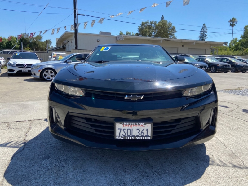 Chevrolet Camaro 2016 price $16,999