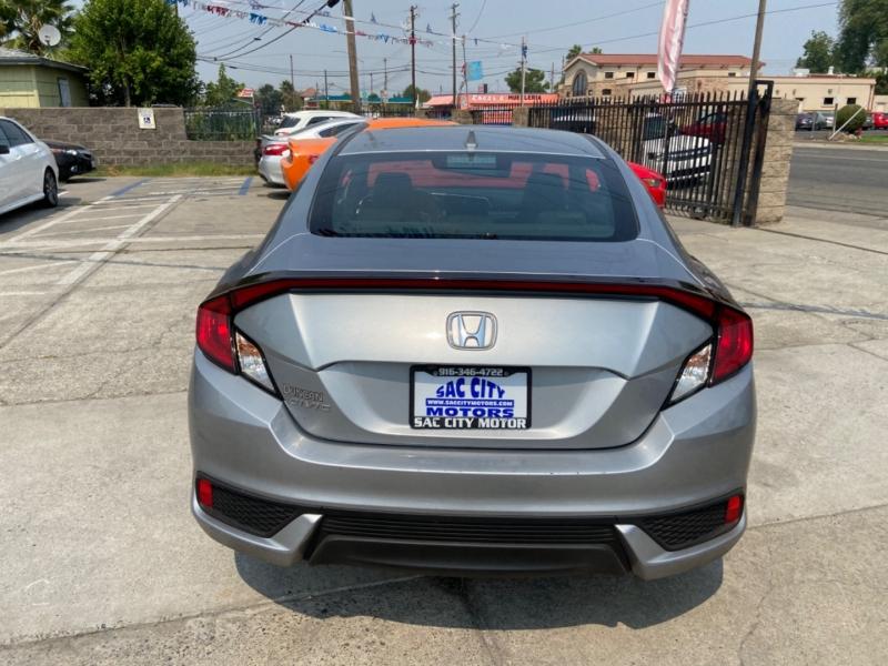 Honda Civic Coupe 2016 price $14,999