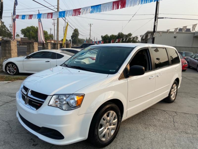 Dodge Grand Caravan 2017 price $12,999
