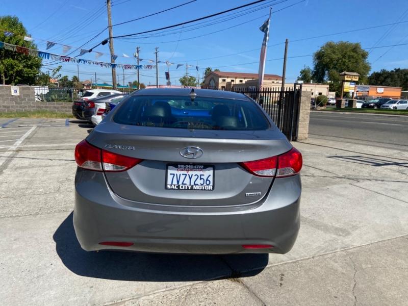 Hyundai Elantra 2013 price $6,999
