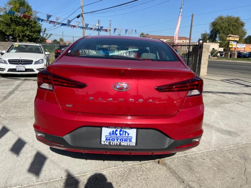 Hyundai Elantra 2019 price $13,999