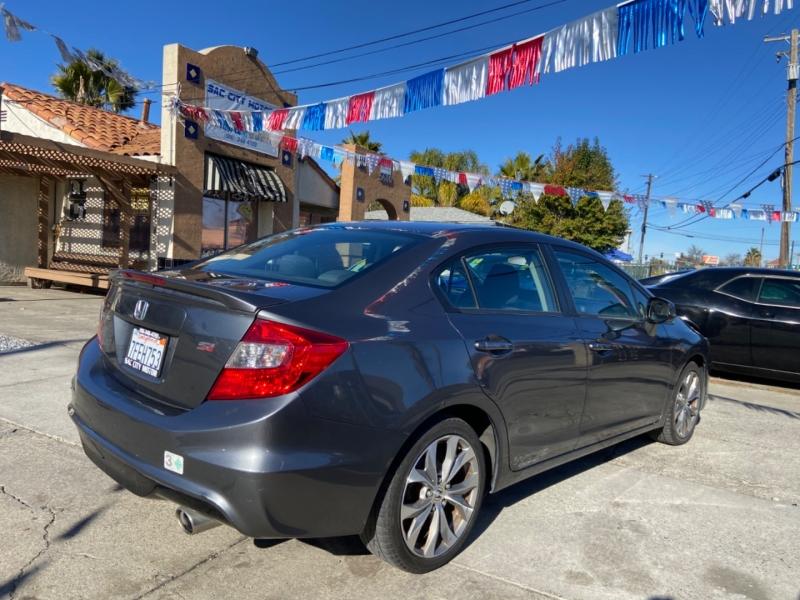 Honda Civic Si 2012 price $9,999