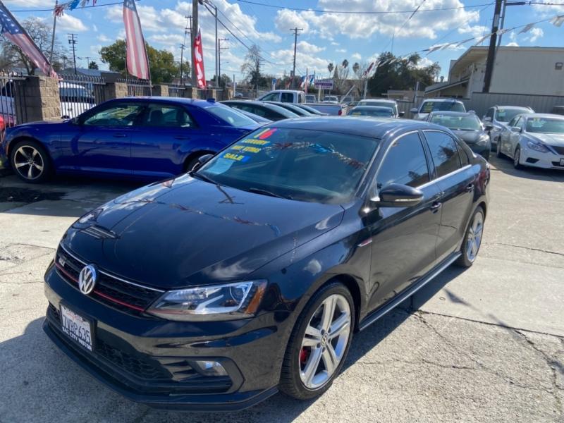 Volkswagen Jetta GLI 2016 price $12,999