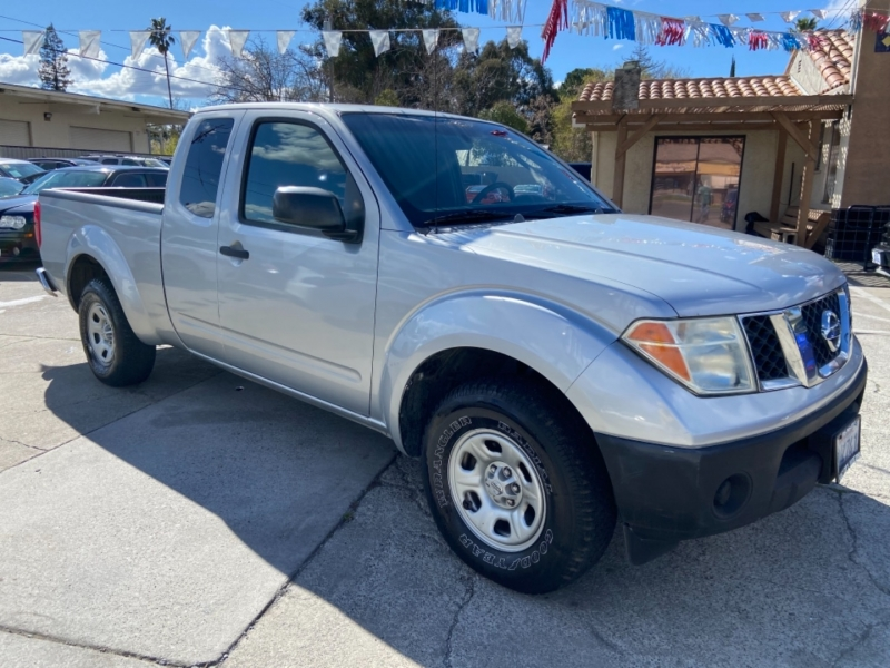 Nissan Frontier 2007 price $10,999