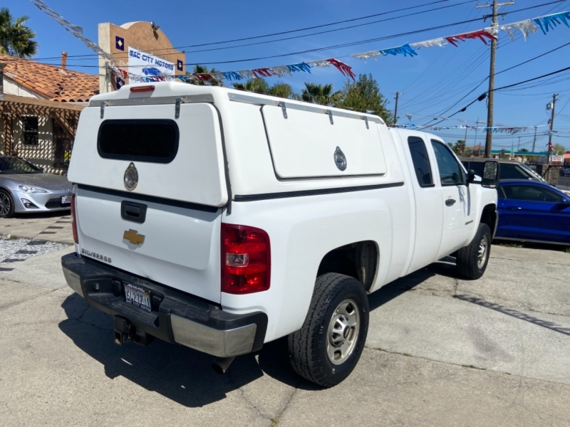 Chevrolet Silverado 2500HD 2013 price $15,999