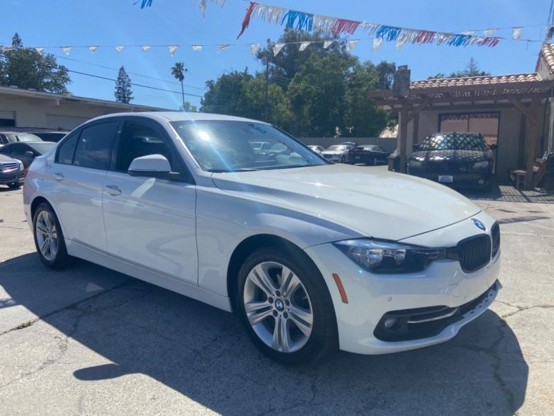 BMW 3-Series 2016 price $18,999