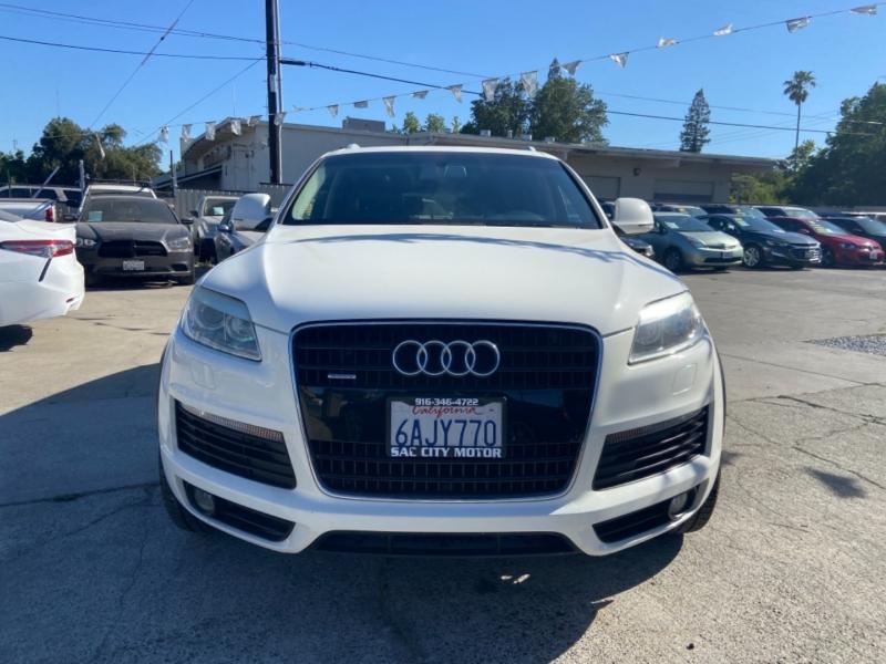 Audi Q7 2007 price $11,999