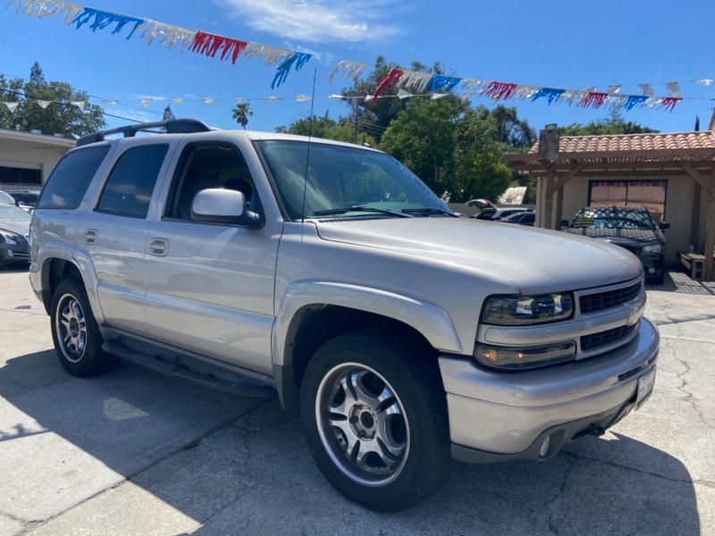 Chevrolet Tahoe Z71 2005 price $8,999