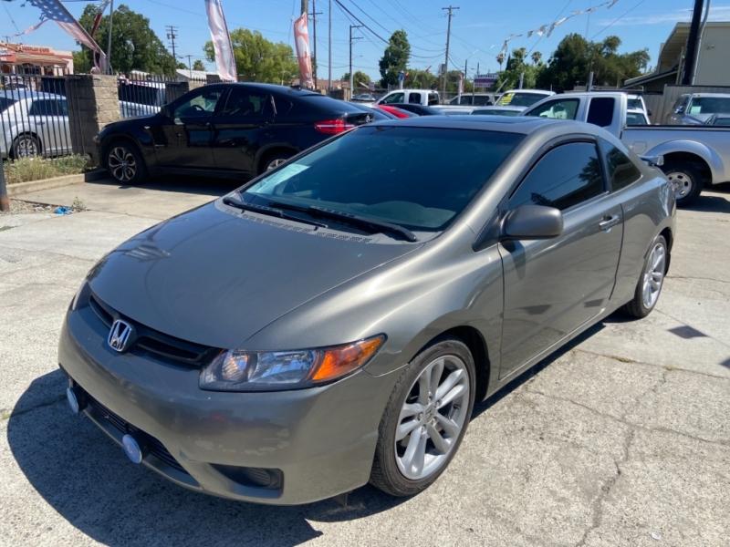 Honda Civic Si 2007 price $8,999