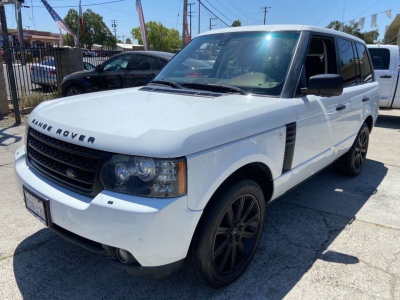 Land Rover Range Rover Supercharged 2011 price $16,999