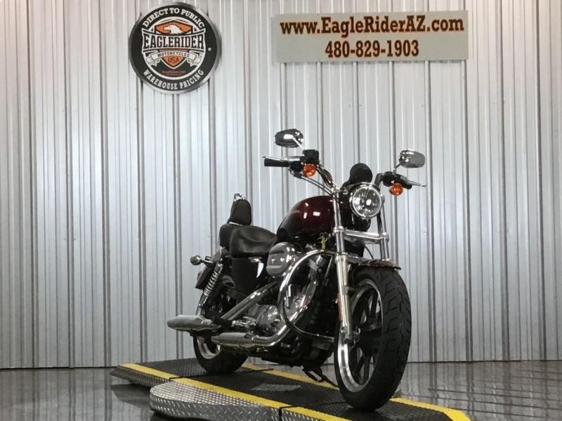 Harley-Davidson XL883L - Sportster SuperLow 2014 price $6,995