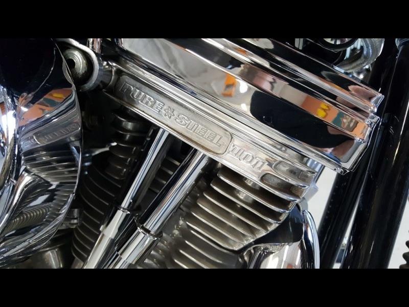 PURE STEEL PYTHON 2000 price $14,995