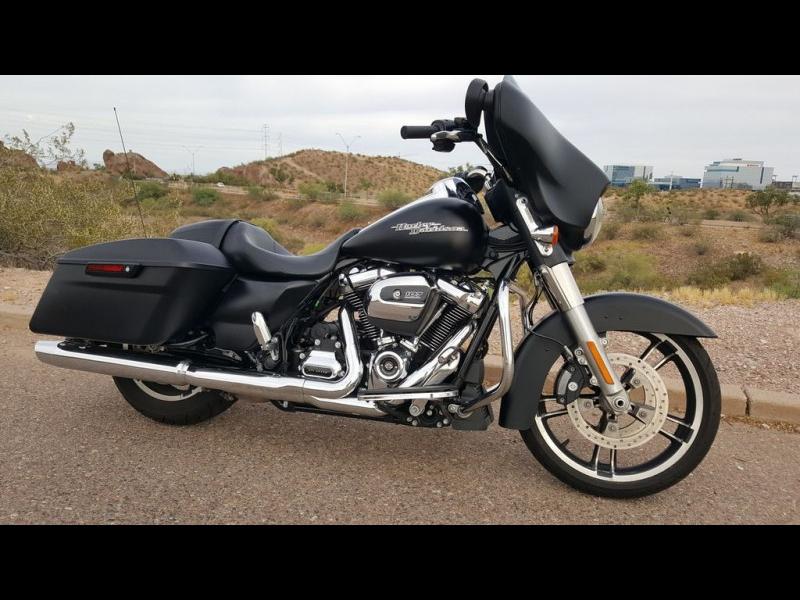 Harley-Davidson FLHXS - Street Glide Special 2017 price $18,995