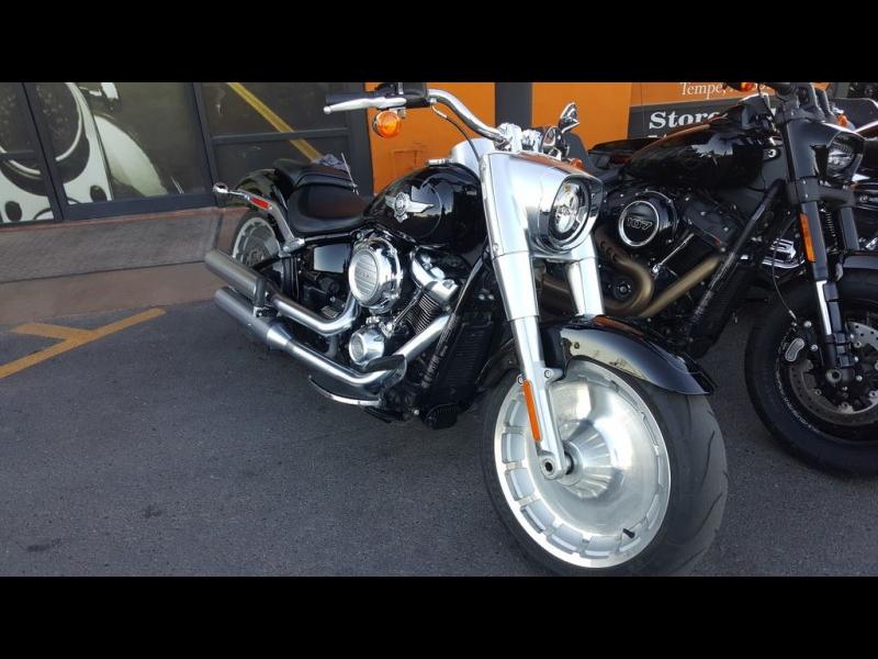 Harley-Davidson FLFB - Softail Fat Boy 2018 price $15,965