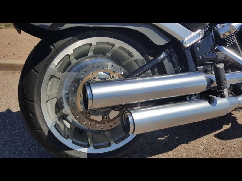 Harley-Davidson FLFB - Softail Fat Boy 2018 price $14,995