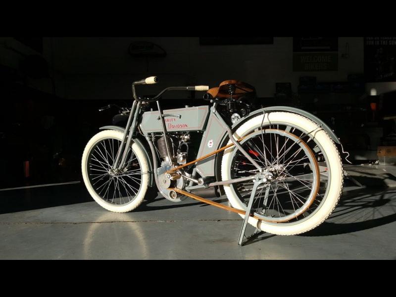 HARLEY DAVIDSON 30ci 1910 price $69,999