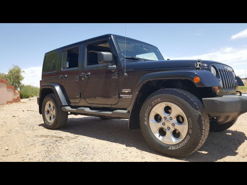 JEEP WRANGLER 2013 price $26,502