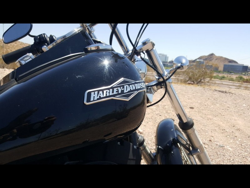 Harley-Davidson FXSTB - Night Train 2009 price $9,995