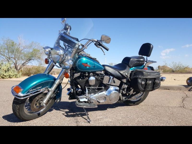 Harley-Davidson FLSTC - Heritage Softail Classic 1995 price $8,995