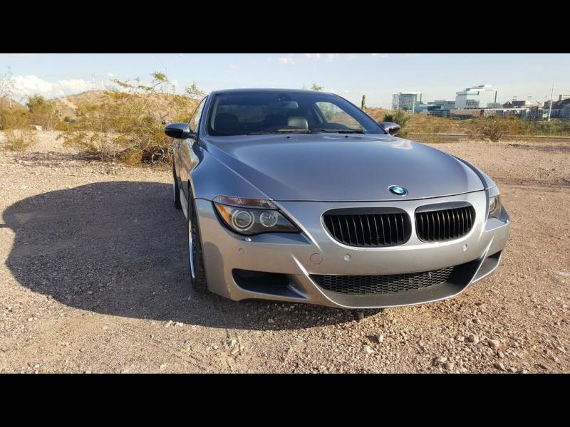 BMW M6 2007 price $26,995