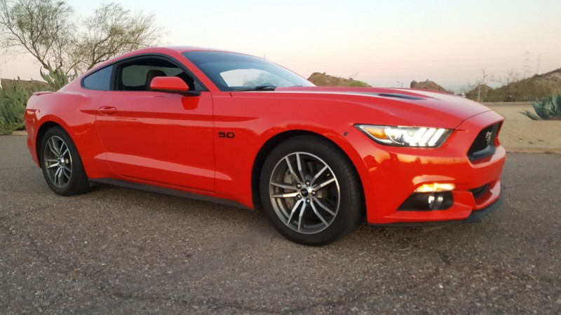 FORD MUSTANG GT 5.0 2015 price $24,999