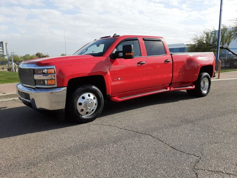 Chevrolet SILVERADO 3500 HD 2017 price $42,995