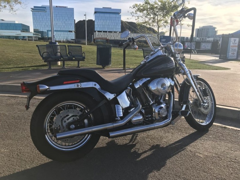 Harley-Davidson FXSTS - Springer Softail 2005 price $10,995