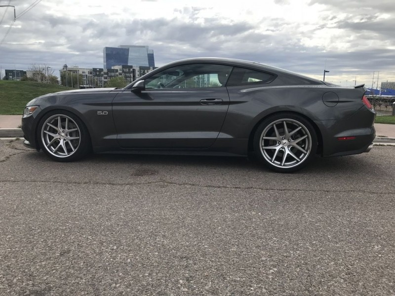 Ford Mustang GT Fastback 2016 price $29,999