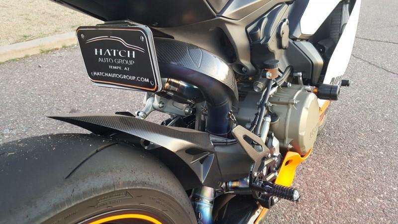 Ducati 1299 Panigale S Anniversario 2017 price