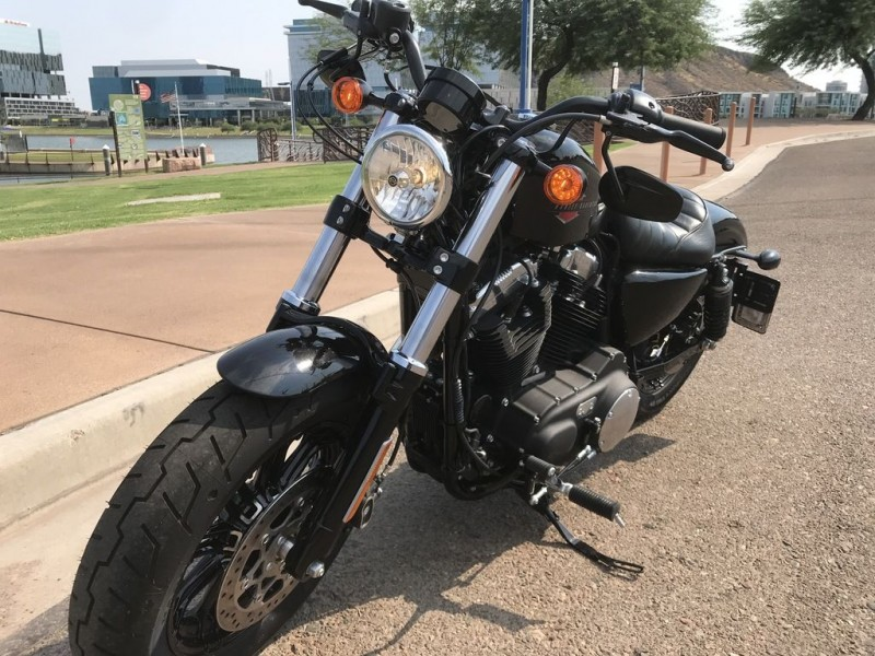 Harley-Davidson XL1200X - Sportster Forty-Eight 2020 price $11,980